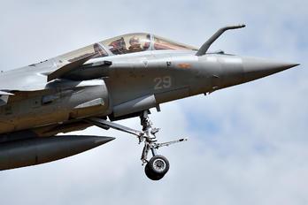 29 - France - Air Force Dassault Rafale M