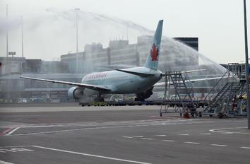 C-GHLK - Air Canada Boeing 767-300ER