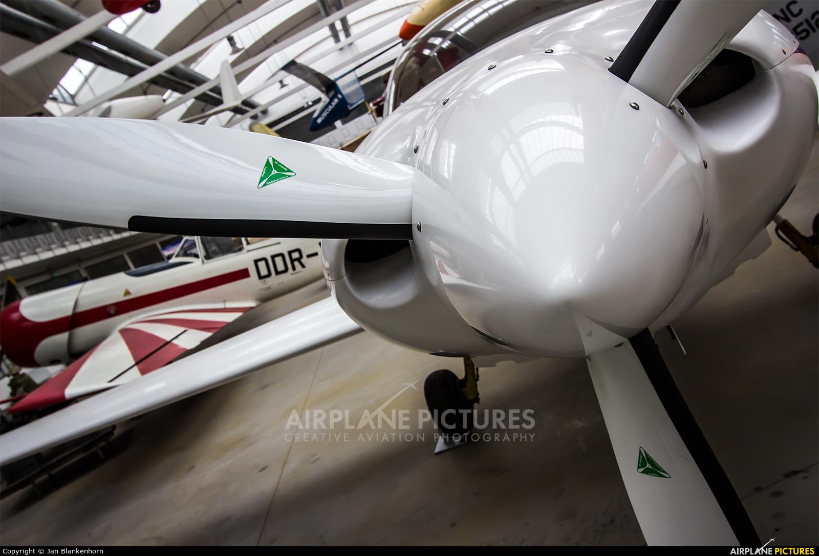 Private D-EJKB aircraft at Oberschleißheim Aviation Museum