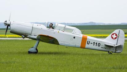 OK-PTW - Private Pilatus P-2