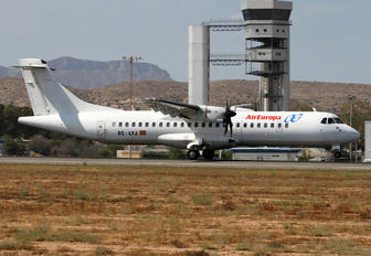 EC-LYJ - Air Europa ATR 72 (all models)