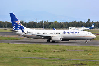 HP-1836CMP - Copa Airlines Boeing 737-800