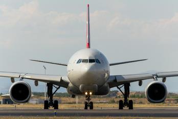 TC-JDP - Turkish Cargo Airbus A330-200F