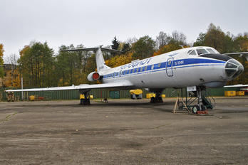 EW-65663 - Aeroflot Tupolev Tu-134A