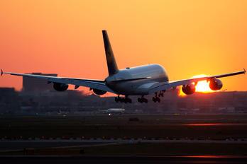 D-AIMM - Lufthansa Airbus A380
