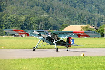 HB-EJJ - Private Fieseler Fi.156 Storch