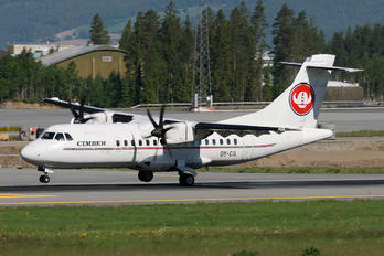 OY-CIL - Cimber Air ATR 42 (all models)