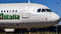 EI-DTJ - Alitalia Airbus A320 aircraft