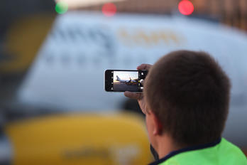 - - Vueling Airlines - Airport Overview - People