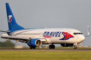 OK-TSJ - Travel Service Boeing 737-800 aircraft