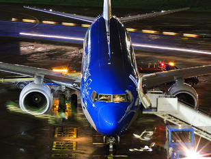LV-FQC - Aerolineas Argentinas Boeing 737-800