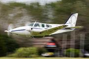 LV-JFO - Private Beechcraft 95 Baron aircraft