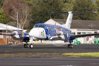 ZK-SSH - Starship Air Ambulance Beechcraft 300 King Air 350