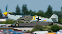 G-BWUE - Historic Flying Hispano Aviación HA-1112 Buchon aircraft