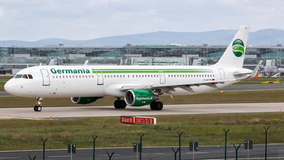 D-ASTD - Germania Airbus A321