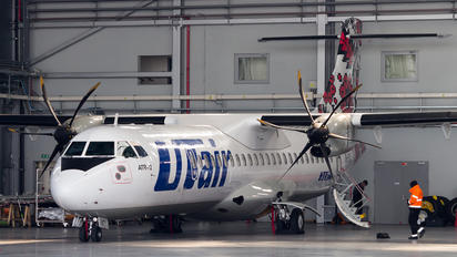 UR-UTL - UTair ATR 72 (all models)