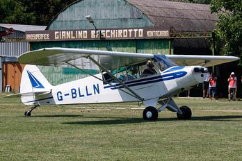 G-BLLN - Private Piper PA-18 Super Cub
