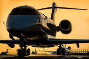 N125TM - Private Bombardier BD-100 Challenger 300 series aircraft
