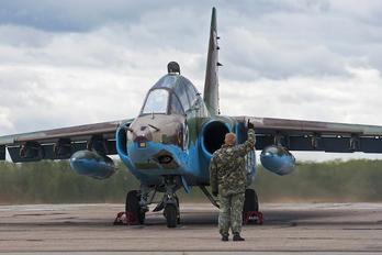 82 - Belarus - Air Force Sukhoi Su-25UB
