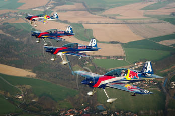 OK-FBA - The Flying Bulls Duo : Aerobatics Team XtremeAir XA42 / Sbach 342