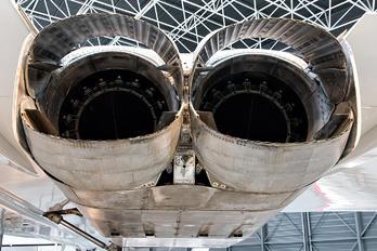 F-WTSB - Aerospatiale Aerospatiale-BAC Concorde