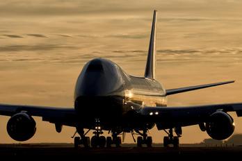 LX-VCB - Cargolux Boeing 747-8F