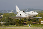 9H-MSL - Private Dassault Falcon 50 aircraft
