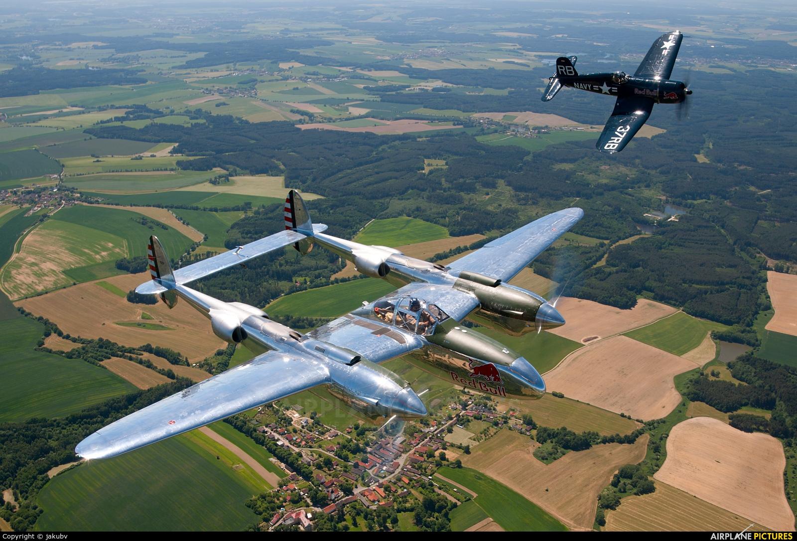 The Flying Bulls N25Y aircraft at In Flight - Czech Republic