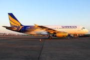 AP-BMC - Shaheen Air International Airbus A320 aircraft
