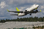 YL-BBX - Air Baltic Boeing 737-300 aircraft