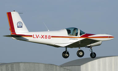 LV-X88 - Private Pazmany PL-2