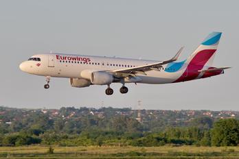 D-AIZU - Eurowings Airbus A320