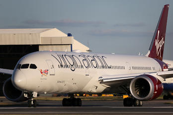 G-VYUM - Virgin Atlantic Boeing 787-9 Dreamliner