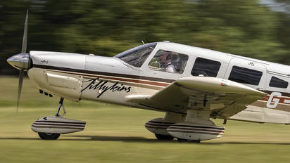G-KNOW - Private Piper PA-32 Cherokee Six