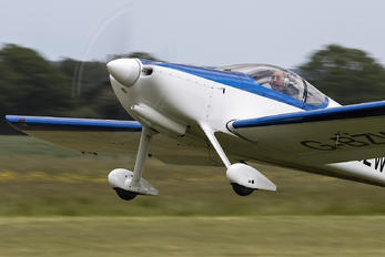 G-BZWZ - Private Vans RV-6