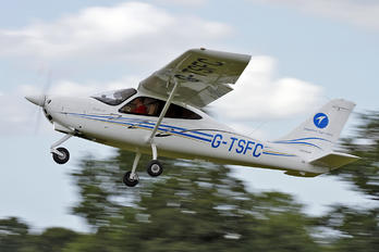 G-TFSC - Stapleford Flying Club Tecnam P2008