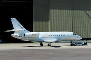 N1JK - Private Dassault Falcon 2000 DX, EX aircraft