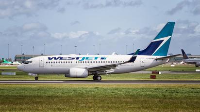 C-GVWJ - WestJet Airlines Boeing 737-700