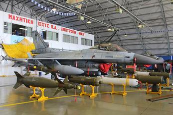 067 - Greece - Hellenic Air Force Lockheed Martin F-16CJ Fighting Falcon