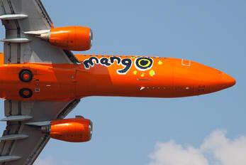 ZS-SJA - Mango Boeing 737-800