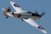 G-CBOE - Private Hawker Hurricane I aircraft