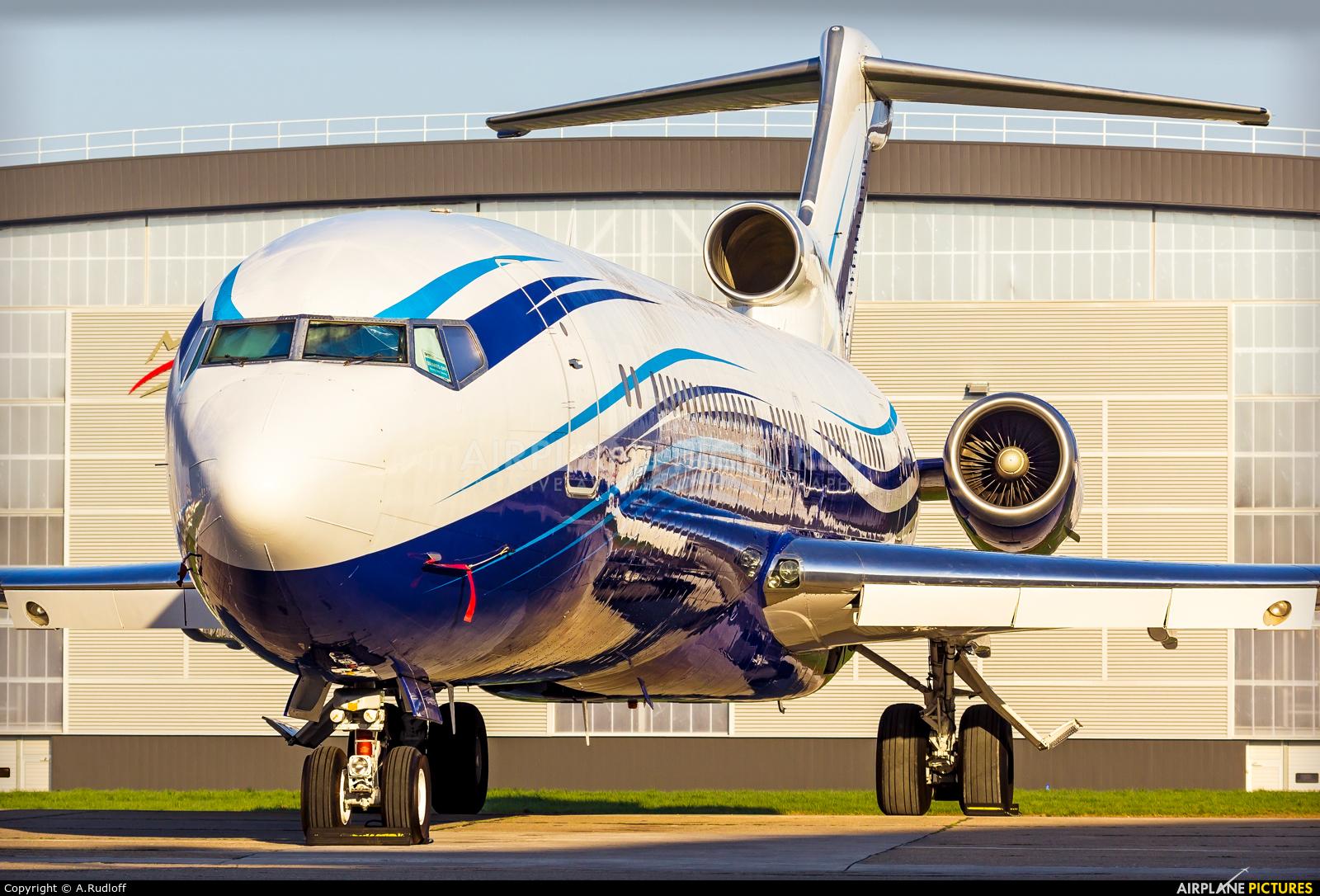 Starling Aviation M-STAR aircraft at Paris - Le Bourget