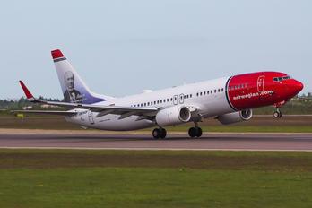 LN-NGP - Norwegian Air Shuttle Boeing 737-800