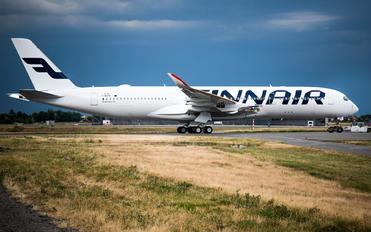 F-WZFM - Finnair Airbus A350-900