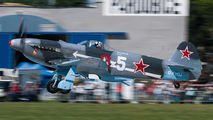 D-FYGJ - Private Yakovlev Yak-3M aircraft