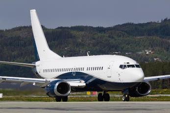 9H-AHA - Air X Boeing 737-500