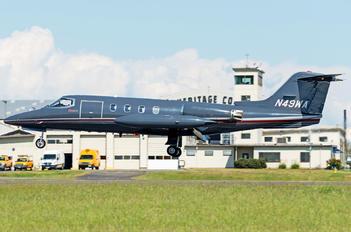 N49WA - Wolfe Air Learjet 25