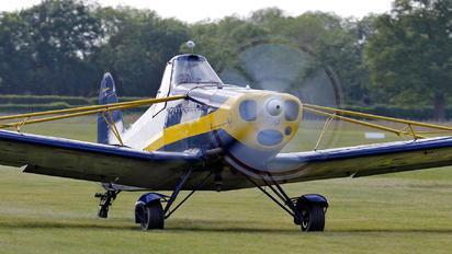 G-ASIY - RAF Gliding and Soaring Association Piper PA-25 Pawnee