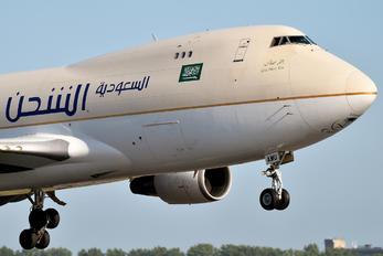 TF-AMU - Saudi Arabian Cargo Boeing 747-400F, ERF
