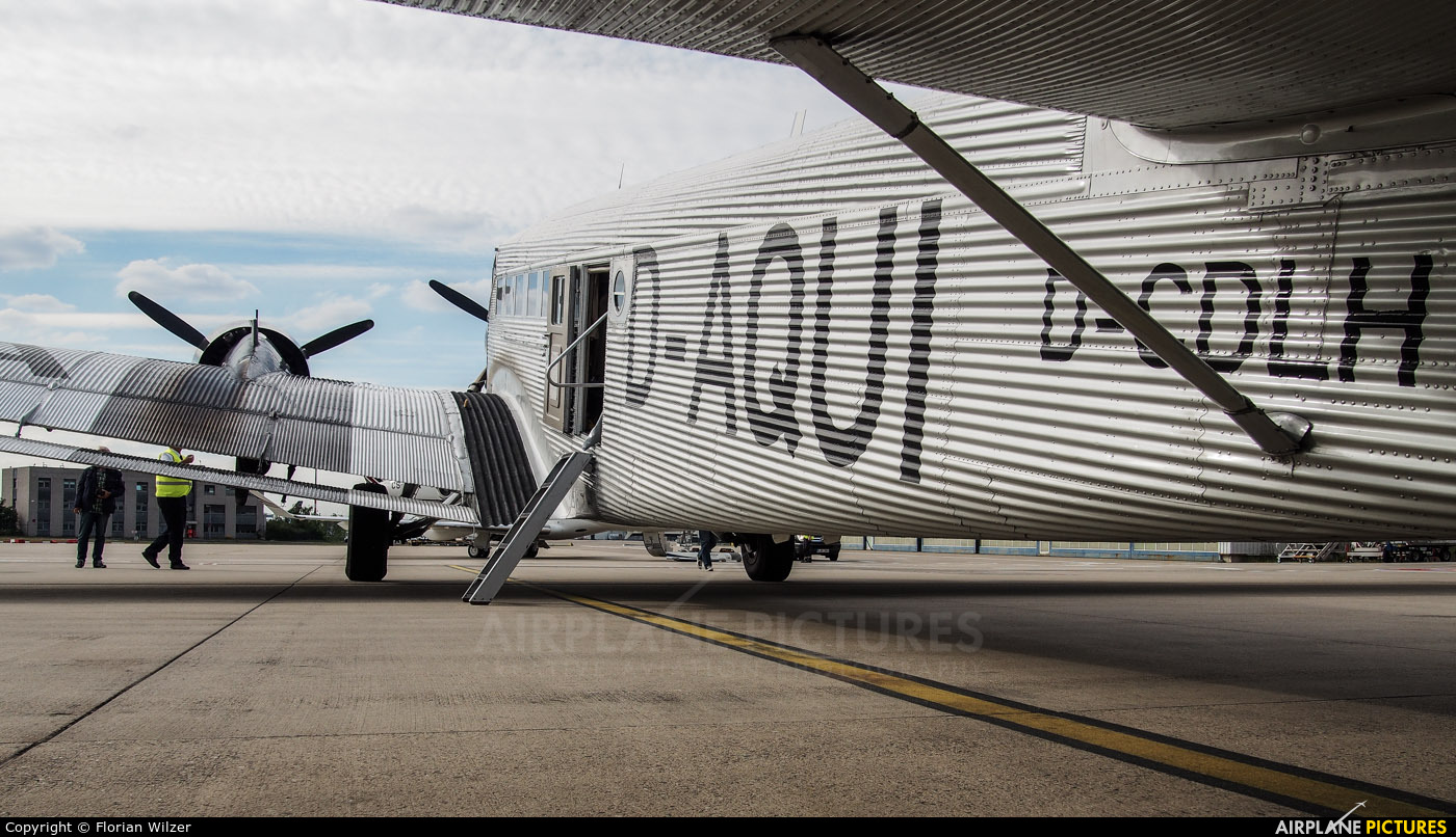 Lufthansa (Berlin-Stiftung) D-CDLH aircraft at Cologne Bonn - Konrad Adenauer